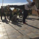 Incontri d'oltremare, capoeira