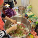 Incontri d'oltremare, cucina multietnica